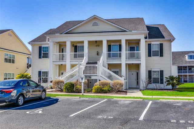 4927 Pond Shoals Ct. #201, Myrtle Beach, SC 29579 (MLS #1902712) :: Jerry Pinkas Real Estate Experts, Inc