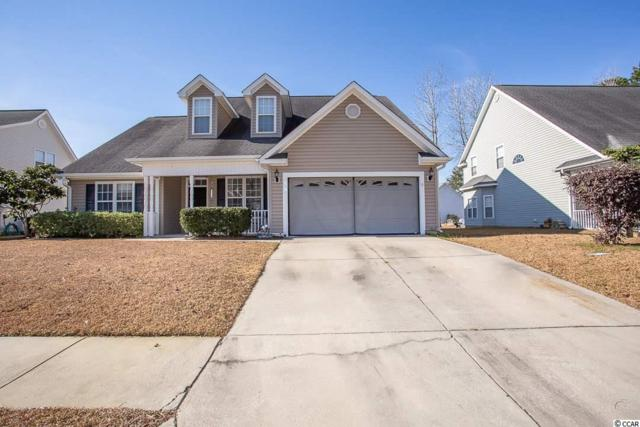 247 Foxcatcher Dr., Myrtle Beach, SC 29588 (MLS #1902738) :: The Litchfield Company