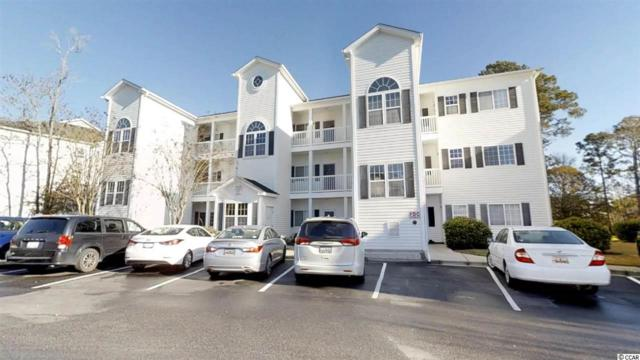 1525 Lanterns Rest Rd. #102, Myrtle Beach, SC 29579 (MLS #1902745) :: James W. Smith Real Estate Co.