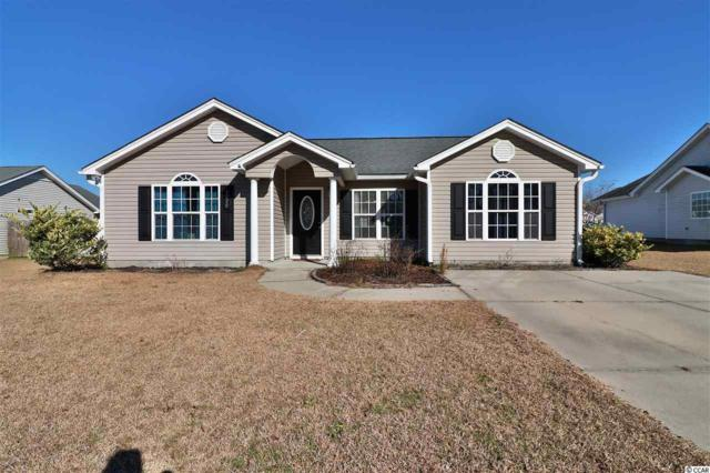 1020 Cadbury Ct., Conway, SC 29526 (MLS #1902748) :: James W. Smith Real Estate Co.