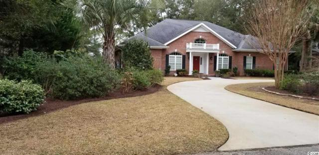 203 Green Lake Dr., Myrtle Beach, SC 29572 (MLS #1902756) :: The Litchfield Company