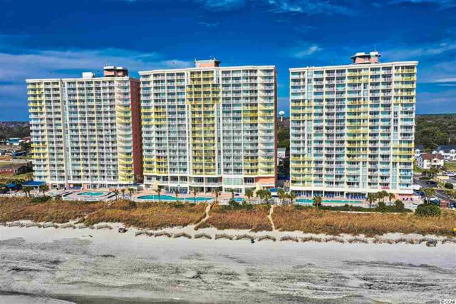 2711 S Ocean Blvd. #1611, North Myrtle Beach, SC 29582 (MLS #1902757) :: The Hoffman Group