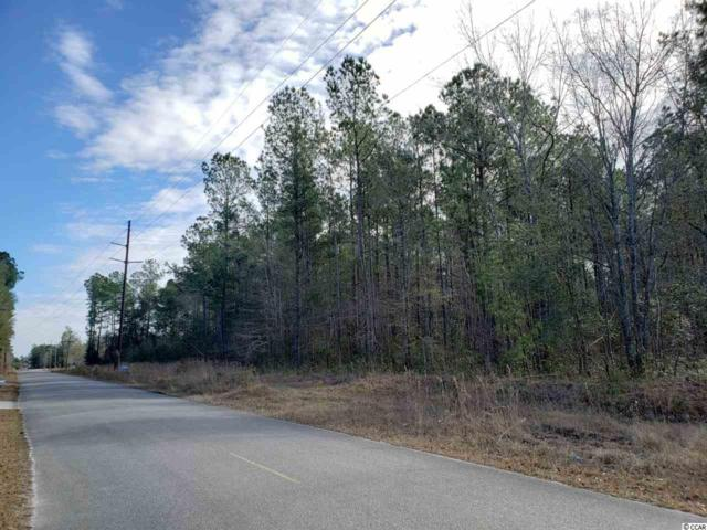 Gapway Rd., Andrews, SC 29510 (MLS #1902759) :: The Lachicotte Company