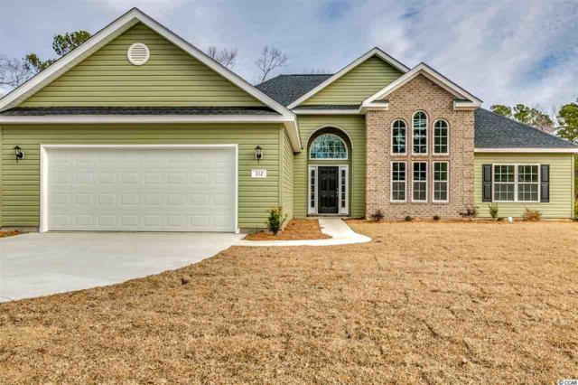 8601 Hopper Ct., Myrtle Beach, SC 29579 (MLS #1902803) :: James W. Smith Real Estate Co.