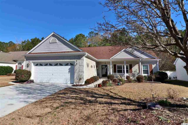 1458 Winged Foot Ct., Murrells Inlet, SC 29576 (MLS #1902811) :: James W. Smith Real Estate Co.