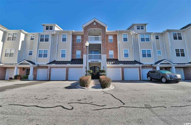 6203 Catalina Dr. #825, North Myrtle Beach, SC 29582 (MLS #1902812) :: The Trembley Group