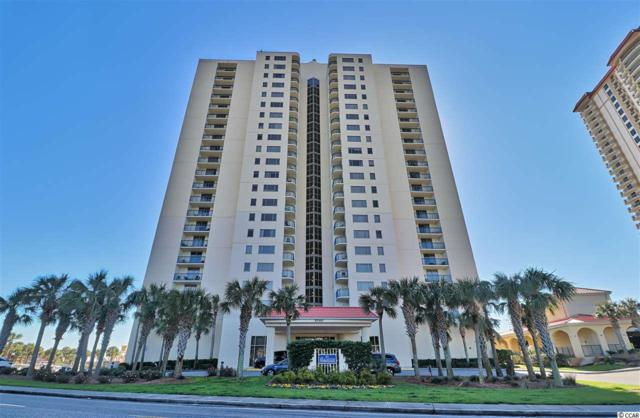 8560 Queensway Blvd. #1006, Myrtle Beach, SC 29572 (MLS #1902847) :: The Lachicotte Company