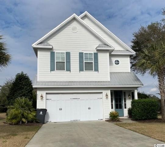 4820 Cantor Ct., North Myrtle Beach, SC 29582 (MLS #1902848) :: The Hoffman Group