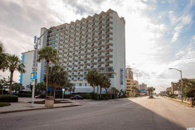 2001 S Ocean Blvd. #1305, Myrtle Beach, SC 29577 (MLS #1902864) :: The Greg Sisson Team with RE/MAX First Choice