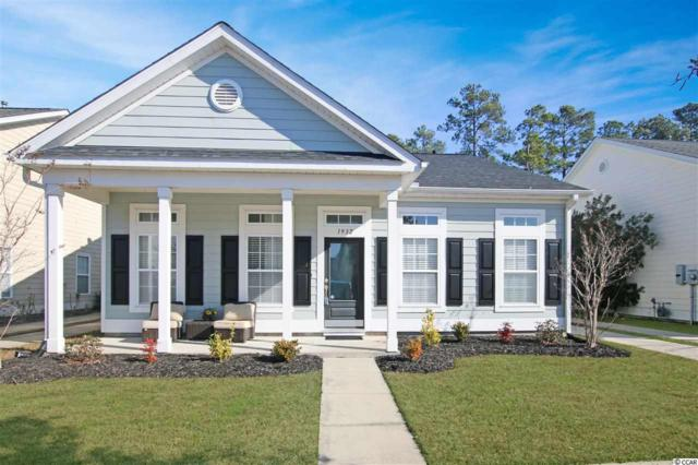 1932 Heritage Loop, Myrtle Beach, SC 29577 (MLS #1902886) :: The Greg Sisson Team with RE/MAX First Choice