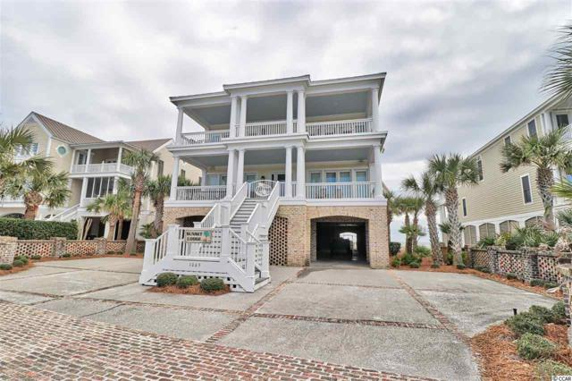 1065 Norris Dr., Pawleys Island, SC 29585 (MLS #1902892) :: Garden City Realty, Inc.