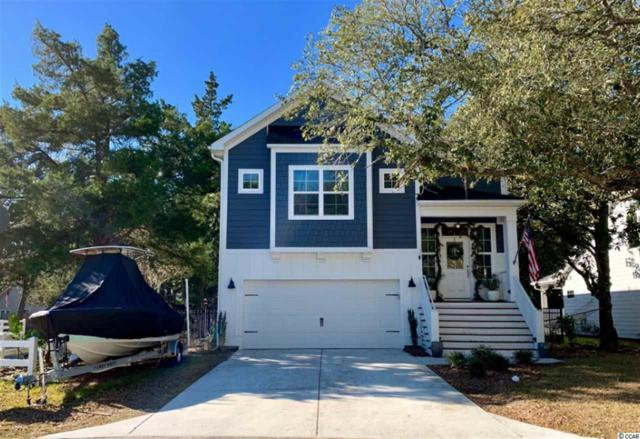 5 Turnbridge Ct., Murrells Inlet, SC 29576 (MLS #1902906) :: The Litchfield Company
