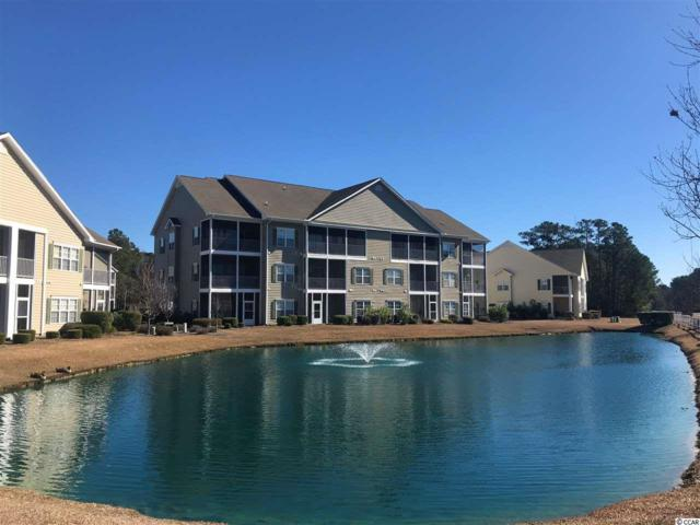5792 Longwood Dr. #302, Murrells Inlet, SC 29576 (MLS #1902926) :: The Hoffman Group