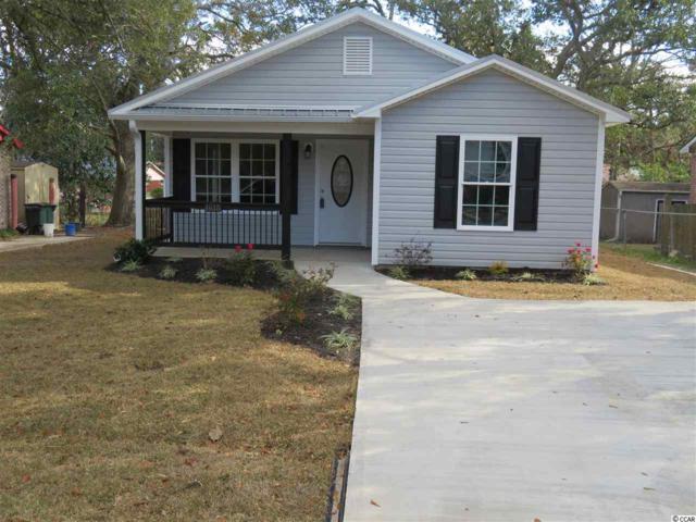 189 Hamilton Way, Conway, SC 29526 (MLS #1902935) :: James W. Smith Real Estate Co.