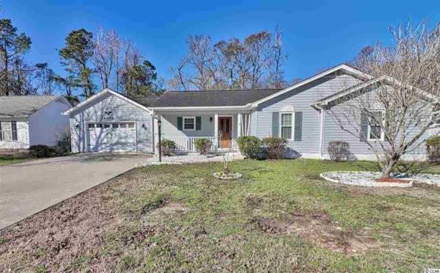 4414 Bradford Circle, Myrtle Beach, SC 29588 (MLS #1902942) :: The Litchfield Company