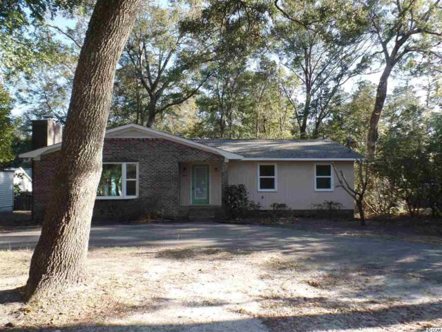 1618 Forest Dr., Little River, SC 29566 (MLS #1902954) :: The Hoffman Group