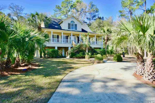 245 William Screven Rd., Georgetown, SC 29440 (MLS #1902958) :: Myrtle Beach Rental Connections