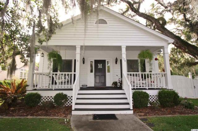 129 Berry Tree Ln., Pawleys Island, SC 29585 (MLS #1902985) :: James W. Smith Real Estate Co.