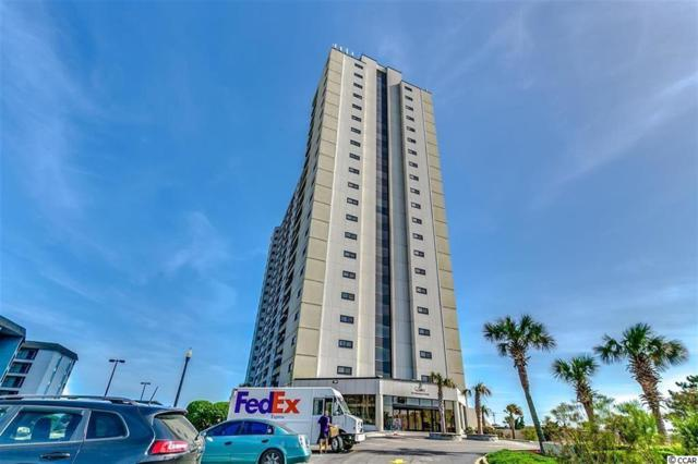 5905 S Kings Hwy. #1112, Myrtle Beach, SC 29575 (MLS #1902991) :: The Greg Sisson Team with RE/MAX First Choice