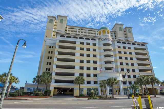 2000 N Ocean Blvd. #614, Myrtle Beach, SC 29577 (MLS #1902992) :: Myrtle Beach Rental Connections