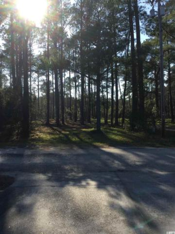 Lot 18 Golf Ave., Little River, SC 29566 (MLS #1903002) :: The Litchfield Company