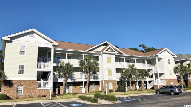 6015 Catalina Dr. #535, North Myrtle Beach, SC 29582 (MLS #1903007) :: Myrtle Beach Rental Connections