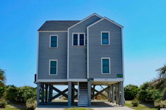 807 S Waccamaw Dr., Garden City Beach, SC 29576 (MLS #1903011) :: Garden City Realty, Inc.