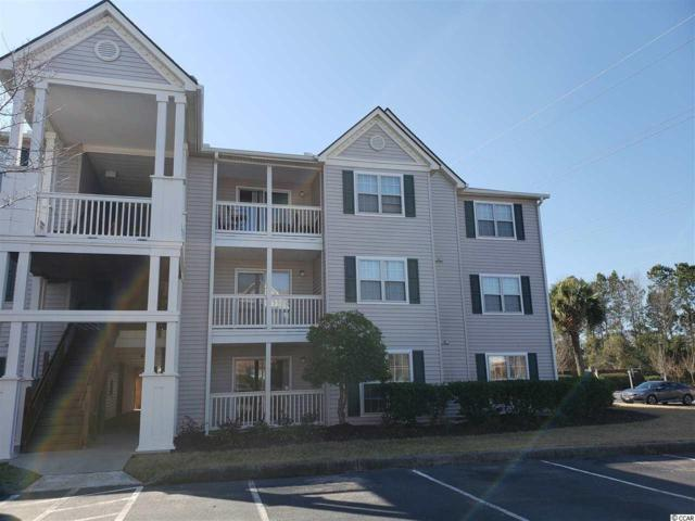 3774 Hitchcock Way #813, Myrtle Beach, SC 29577 (MLS #1903022) :: The Greg Sisson Team with RE/MAX First Choice