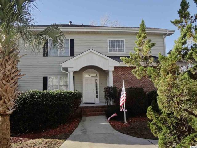 121 Crooked Gulley Circle #3, Sunset Beach, NC 28468 (MLS #1903028) :: Garden City Realty, Inc.