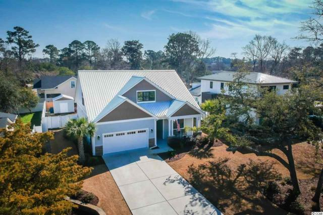 4802 Camellia Dr., Myrtle Beach, SC 29577 (MLS #1903030) :: James W. Smith Real Estate Co.