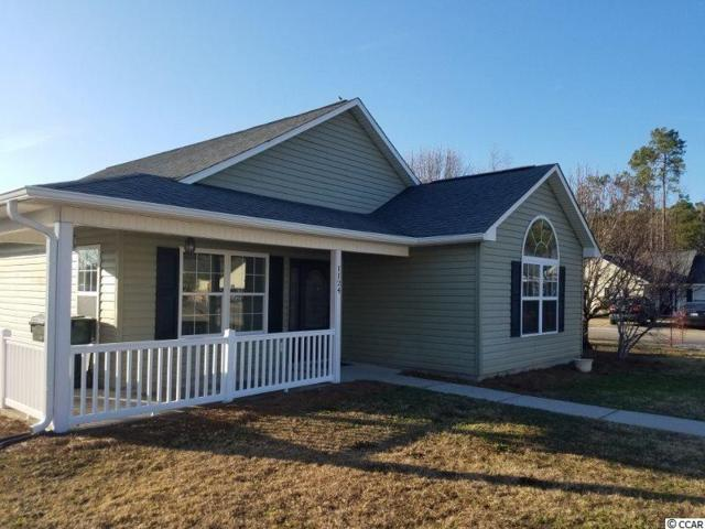 1124 Crocus Ln., Conway, SC 29527 (MLS #1903054) :: The Litchfield Company