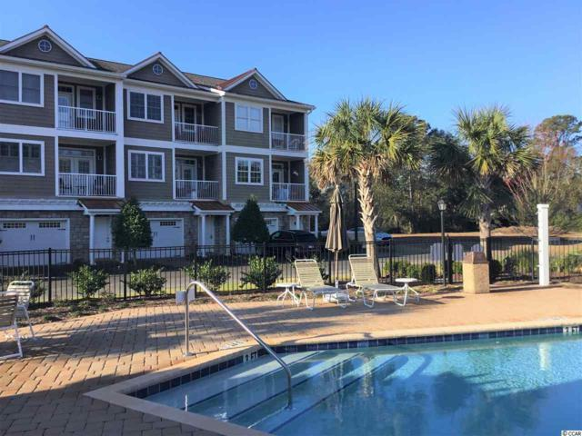 122 Oyster Bay Dr. #106, Murrells Inlet, SC 29576 (MLS #1903078) :: James W. Smith Real Estate Co.