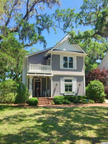 120 Berry Tree Dr., Pawleys Island, SC 29585 (MLS #1903114) :: The Litchfield Company