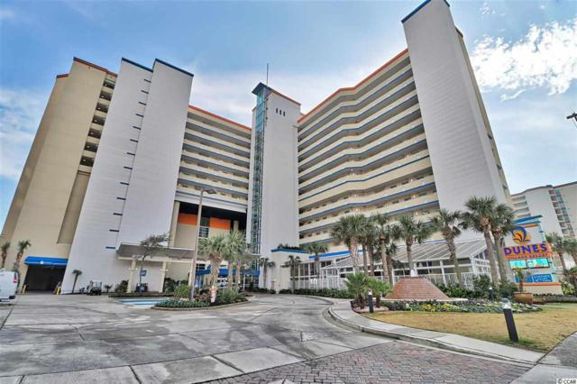 5300 N Ocean Blvd. #912, Myrtle Beach, SC 29577 (MLS #1903129) :: The Lachicotte Company