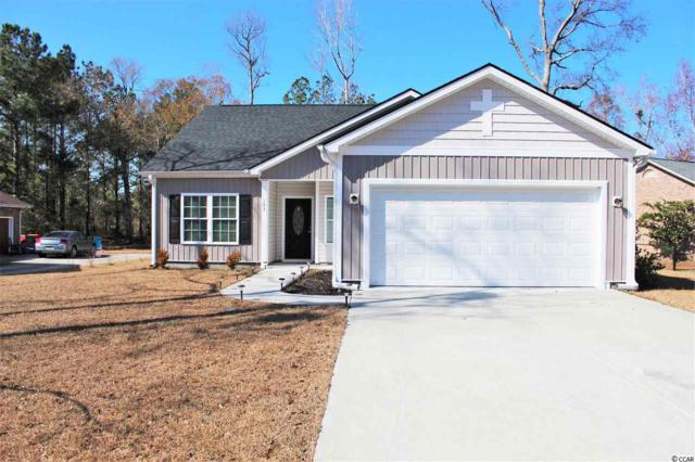 103 Teal Ct., Myrtle Beach, SC 29588 (MLS #1903145) :: The Hoffman Group