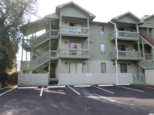 307 70th Ave. N #203, Myrtle Beach, SC 29572 (MLS #1903154) :: The Greg Sisson Team with RE/MAX First Choice