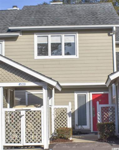 435 Ocean Creek Dr. #2708, Myrtle Beach, SC 29572 (MLS #1903165) :: Jerry Pinkas Real Estate Experts, Inc