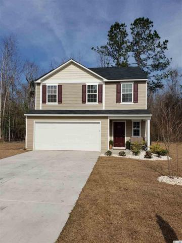 105 Winding Path Dr., Loris, SC 29569 (MLS #1903179) :: The Hoffman Group