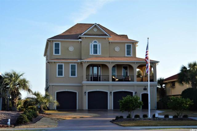 804 N Ocean Blvd., North Myrtle Beach, SC 29582 (MLS #1903207) :: Garden City Realty, Inc.