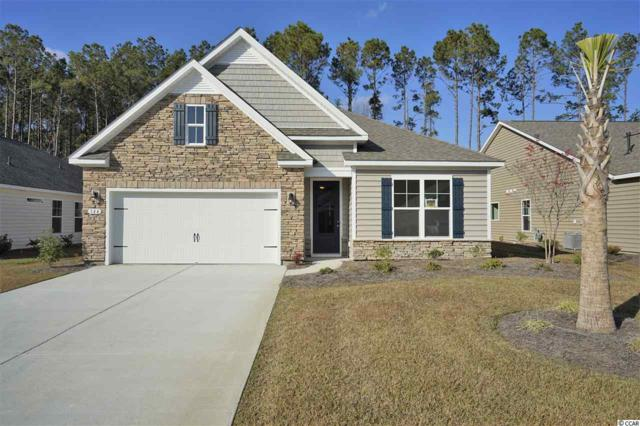 234 Star Lake Dr., Murrells Inlet, SC 29576 (MLS #1903218) :: The Lachicotte Company