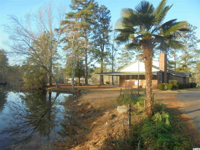 1155 Pine Lake Rd., Marion, SC 29571 (MLS #1903225) :: James W. Smith Real Estate Co.