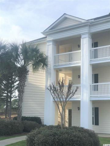 5000 Windsor Green Dr. #301, Myrtle Beach, SC 29579 (MLS #1903257) :: The Greg Sisson Team with RE/MAX First Choice