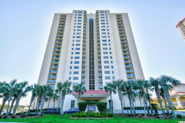 8560 Queensway Blvd. #1107, Myrtle Beach, SC 29572 (MLS #1903313) :: The Lachicotte Company
