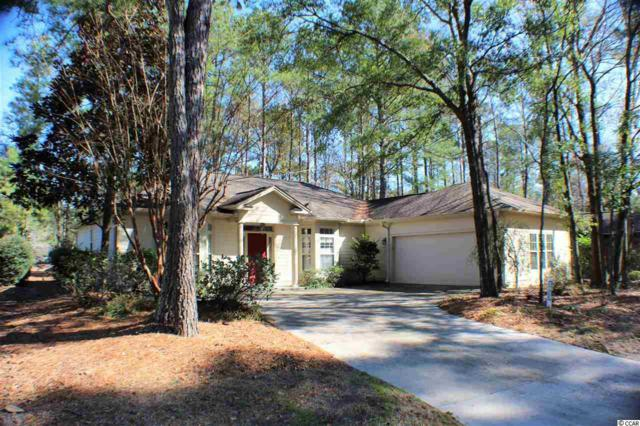 1813 Spinnaker Dr., North Myrtle Beach, SC 29582 (MLS #1903314) :: James W. Smith Real Estate Co.