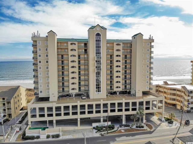 1003 S Ocean Blvd. #1104, North Myrtle Beach, SC 29582 (MLS #1903342) :: The Greg Sisson Team with RE/MAX First Choice