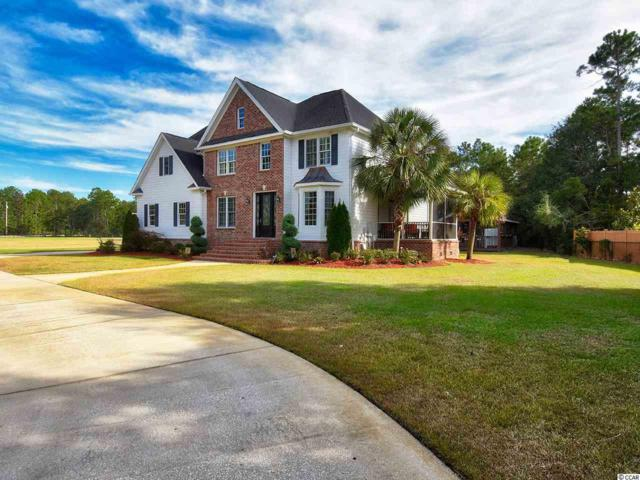 373 Beaumont Dr., Pawleys Island, SC 29585 (MLS #1903343) :: The Litchfield Company