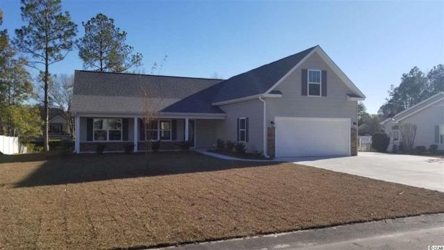 307 Boone Trail, Myrtle Beach, SC 29588 (MLS #1903347) :: Right Find Homes