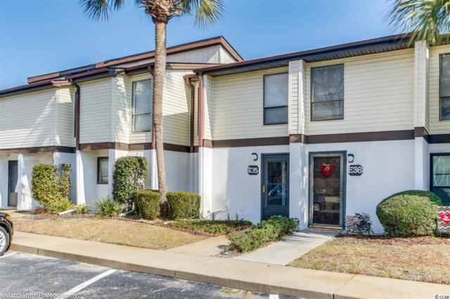 1012 Possum Trot Rd. E-35, North Myrtle Beach, SC 29582 (MLS #1903390) :: The Hoffman Group