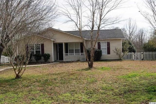 3341 New Rd., Conway, SC 29526 (MLS #1903394) :: The Hoffman Group