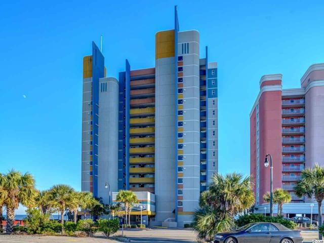 1700 N Ocean Blvd. N #1103, Myrtle Beach, SC 29577 (MLS #1903396) :: The Hoffman Group